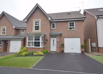 Thumbnail 5 bed detached house for sale in Brookvale Drive, Yarnfield, Stone