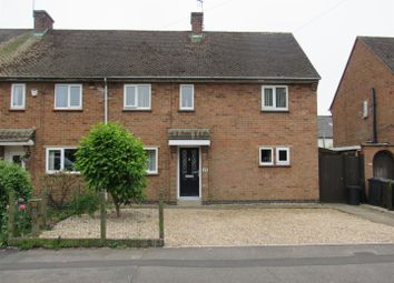 Thumbnail 3 bed semi-detached house for sale in Link Road, Queniborough, Leicester