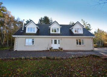 Thumbnail 4 bed detached house for sale in Struthmore, Wester Galcantray, Cawdor