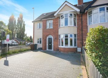 Thumbnail 5 bed semi-detached house for sale in Boultham Park Road, Lincoln