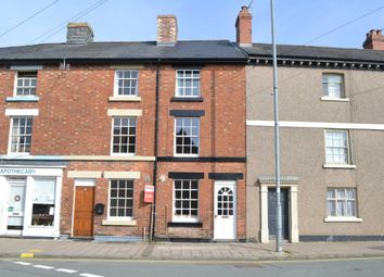 Thumbnail 1 bed terraced house for sale in High Street, Llanidloes, Powys