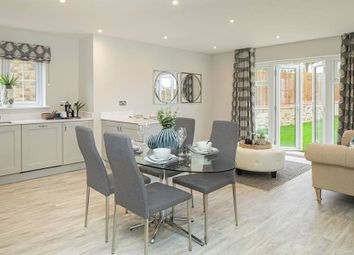"Thumbnail 4 bed detached house for sale in ""The Ashdon"" at Bury Water Lane, Newport, Saffron Walden"