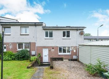 Thumbnail 2 bed end terrace house for sale in Strathclyde Road, Dumbarton