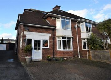 4 bed semi-detached house for sale in Pinhoe Road, Whipton, Exeter, Devon EX4