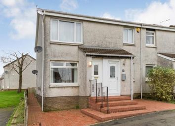 Thumbnail 2 bed flat for sale in Loganswell Place, Thornliebank, Glasgow