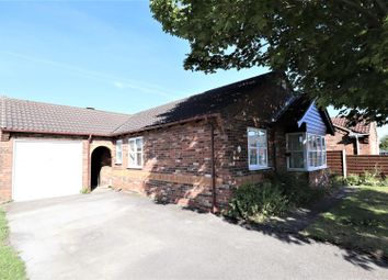 Thumbnail 3 bed detached bungalow for sale in Shaw Way, Nettleham, Lincoln
