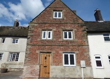 Thumbnail 2 bed cottage to rent in Top Street, Appleby Magna, Swadlincote