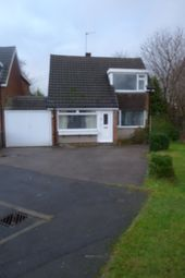 Thumbnail 3 bed detached house to rent in Briar Close, Stafford