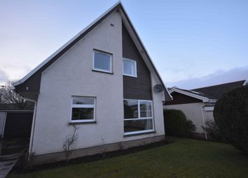 Thumbnail 4 bed detached house to rent in Holm Park, Inverness