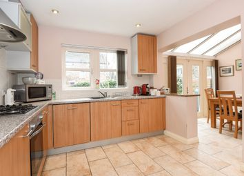 Thumbnail 4 bed link-detached house for sale in Chapel Close, Church Fenton, Tadcaster