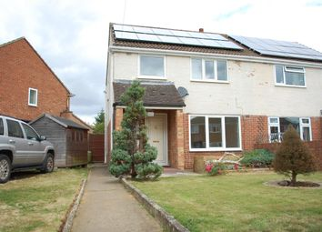 Thumbnail 3 bed semi-detached house to rent in Hazel Crescent, Kidlington, Oxfordshire