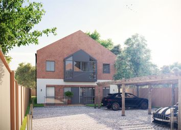 Thumbnail 4 bedroom detached house for sale in Winkfield Road, Ascot