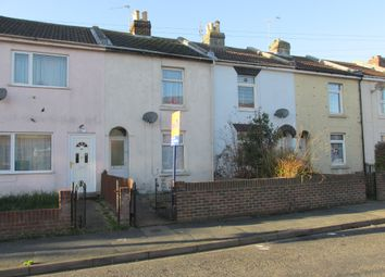 Thumbnail 2 bedroom terraced house for sale in Melville Road, Gosport, Hampshire