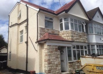 Thumbnail 4 bed semi-detached house to rent in Regal Way, Harrow