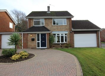 Thumbnail 3 bed detached house for sale in Elm Close, Chipping Sodbury, Bristol