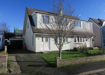 Thumbnail 3 bed semi-detached house for sale in Nant Y Felin, Pentraeth