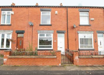 Thumbnail 2 bed terraced house for sale in Campbell Street, Farnworth, Bolton