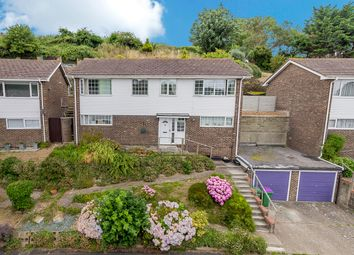 Thumbnail 4 bedroom detached house for sale in Fremantle Road, Folkestone