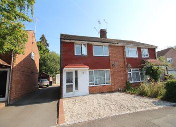 Thumbnail 3 bed semi-detached house for sale in Park Vale, Kennington, Ashford