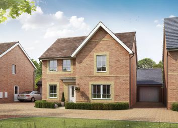 "Thumbnail 4 bed detached house for sale in ""Radleigh"" at Cricket Field Grove, Crowthorne"