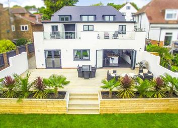 Thumbnail 5 bedroom detached house for sale in Ring Road, North Lancing, West Sussex
