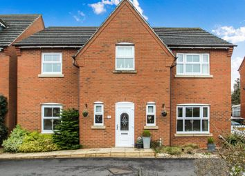 Thumbnail 4 bed detached house for sale in The Osiers, Mountsorrel, Loughborough