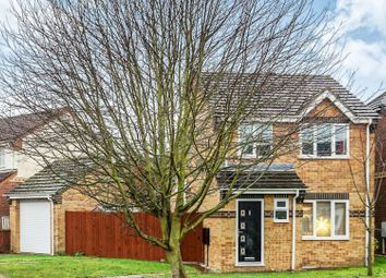 Thumbnail 4 bed detached house for sale in Thomas Gibson Drive, Horncastle