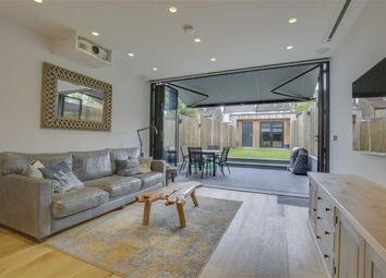 Thumbnail 3 bed terraced house for sale in Queens Road, Finchley, London