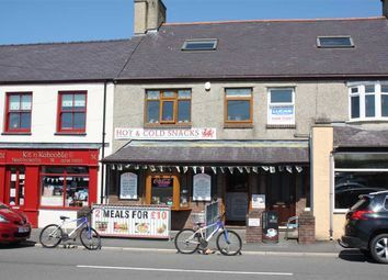 Thumbnail 2 bed flat to rent in Flat 1, Cafe Neli, Llanfairpwll