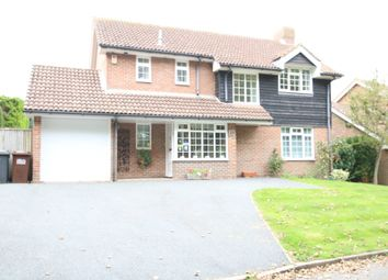 Thumbnail 4 bed detached house for sale in Tas Combe Way, Willingdon, Eastbourne