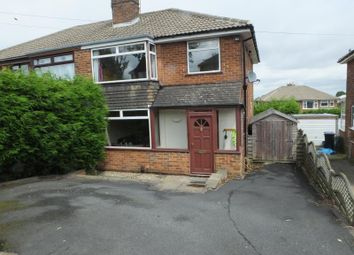 Thumbnail 3 bed semi-detached house for sale in Charnock Grove, Charnock, Sheffield
