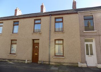 Thumbnail 3 bed terraced house for sale in Thomas Street, Port Talbot, Neath Port Talbot.