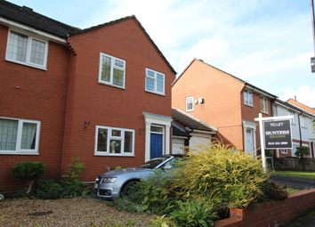 Thumbnail 2 bed end terrace house to rent in Holland Street, Sutton Coldfield