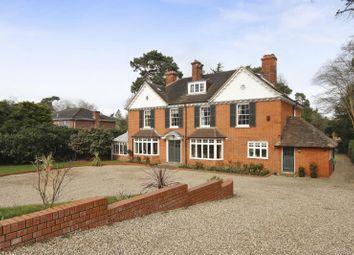 Thumbnail 6 bed terraced house to rent in Oatlands Avenue, Weybridge, Surrey