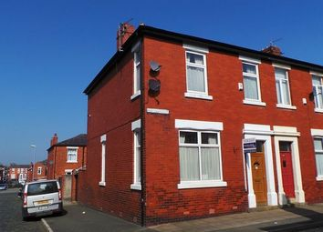 Thumbnail 3 bed terraced house for sale in Rundle Road, Fulwood, Preston