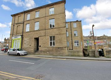 Thumbnail 1 bed flat for sale in Wharf Street, Shipley