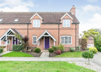 3 bed terraced house for sale in Moatfields, Fordham, Colchester CO6