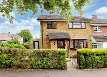 Thumbnail 3 bed end terrace house to rent in Quinces Croft, Gadebridge, Hemel Hempstead, Hertfordshire