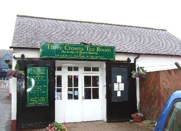 Thumbnail Restaurant/cafe for sale in Dumfries, Dumfries & Galloway