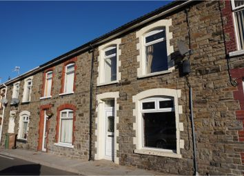 Thumbnail 2 bed terraced house for sale in Upper Stanley Terrace, New Tredegar