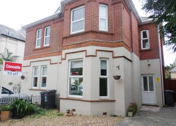 Thumbnail 2 bed flat to rent in Pembroke Road, Westbourne, Bournemouth