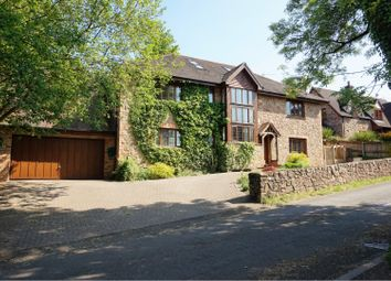 Thumbnail 6 bed detached house for sale in Mynyddbach, Chepstow
