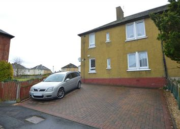 Thumbnail 2 bed flat for sale in Bruce Terrace, Blantyre, Glasgow