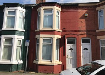 Thumbnail 2 bed terraced house to rent in Manningham Road, Anfield, Liverpool