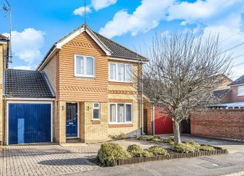 Thumbnail 3 bed detached house for sale in Rawthey Avenue, Didcot