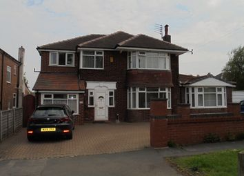 Thumbnail 7 bed detached house for sale in Wilmslow Road, Cheadle