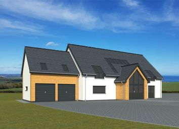 Thumbnail 4 bed detached house for sale in New Build, Upper Hilton, Hilton Farm, Buckie