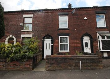 Thumbnail 2 bed terraced house for sale in Stamford Road, Oldham