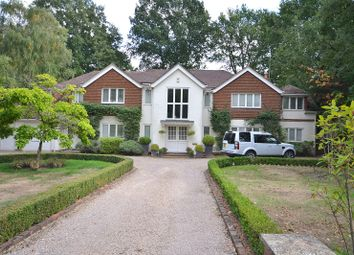 Thumbnail 6 bed detached house for sale in Onslow Road, Burwood Park, Hersham, Walton-On-Thames