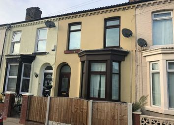 Thumbnail 2 bed terraced house for sale in Gladstone Road, Walton, Liverpool